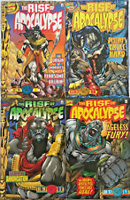 RISE OF APOCALYPSE#1-4 VF/NM LOT 1996 MARVEL COMICS