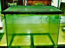 reptile aquarium with screen-56 gallon-built by Mjg-2012-preowned