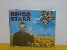 MAXI CD - RINGO STARR - LA DE DA - PROMO