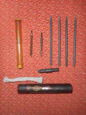 U.S.ARMY: M1 GARAND COMBINATION TOOL/CLEANING RODS/OIL BOTLLE/ BRUSH /PATCH TIP