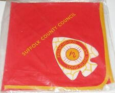 Suffolk Co Council (NY) 1970 Philmont Contingent Neckerchief  BSA