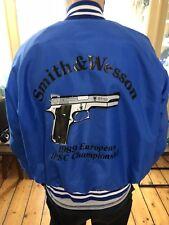 Vintage Smith & Wesson Varsity Jacked 1989 IPSC championship