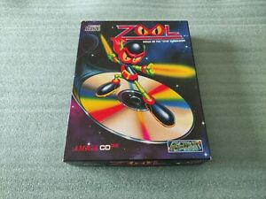 (Commodore Amiga Cd32) Zool (Gremlin) (Tested and Working)