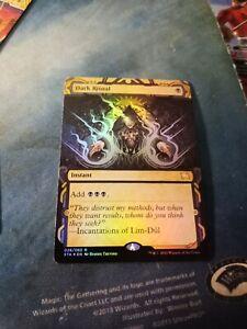 Dark Ritual Strixhaven Mystical Archive Foil Magic In hand