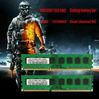 4 GB Ddr3 1600 MHz Pc3 10600U DIMM Desktop AMD Memory I3V6 4 RAM Kit C1C Y0M0