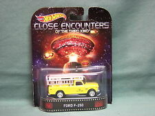 HOT WHEELS SPECIAL EDITION  CLOSE ENCOUNTERS OF THE 3RD KIND FORD F-250