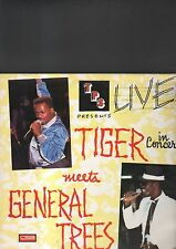 TIGER meets GENERAL TREES - live LP