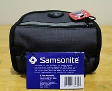 SAMSONITE Digital Camera Case 5 Pockets Ultra Protective  Nikon Canon Sony NEW