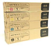 4 Original Océ CS665 CS655 Pro Toner 26901523 26901522 -26901520 CYMK Cartridges
