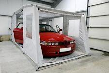 Car Storage System 4.4mx2m Medium Car Port Indoor Ventilated with 12v fans