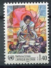 19590) United Nations (Geneve) 1985 MNH Neu Aid To Africa