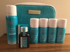 7pc MOROCCAN OIL Dry Shampoo+Treatment LIGHT TONES+4x Dry Texture Spray+Bag NEW