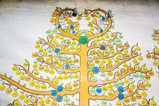 Saudi Arabian Al Saud Family Tree Collectible wall hanging