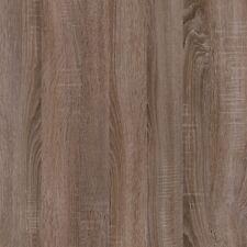 90cm Wide GREY BROWN WOOD WOODGRAIN WOOD STICKY BACK PLASTIC SELF ADHESIVE VINYL