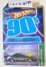 2010 Hot Wheels CARS OF DECADES 90s ∞ PRO STOCK FIREBIRD ∞ MF PURPLE