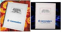 2 COMMODORE 64 C64 Computer Owners Service + Troubleshooting & DIAGNOSTIC MANUAL