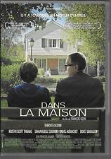 2 DVD ZONE 2--DANS LA MAISON--OZON/LUCHINI/SCOTT THOMAS/SEIGNER/MENOCHET/BALMER