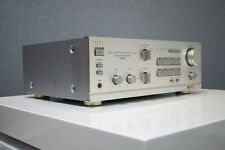 AKAI AM-55 Digital Verstärker in silber  Guter Zustand