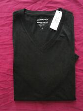 NWT Banana Republic Premium Wash V-Neck T Shirt Short Sleeve Men Size M&L By Gap