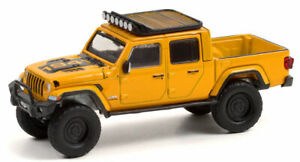 GREENLIGHT YELLOW 2020 JEEP GLADIATOR WITH OFF-ROAD PARTS [PREORDER]