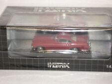 Matrix Ghia Jaguar Xk140 Coupe Red Ref Mx41001-012