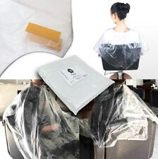 50pcs Large Disposable 100cmx140cm Unisex Hair Cutting Capes/Gowns Barber Salon