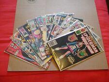 Marvel Team Up Lot(SPIDER-MAN)131 132 133 134 135 136 137 138 139 & 140 10 BOOKS