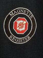MG Magnette Register Sweatshire Size XL
