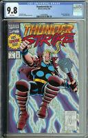 Thunderstrike # 1 CGC 9.8 WP