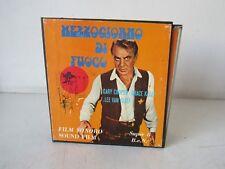 """FILM PELLICOLA 8MM """"MEZZOGIORNO DI FUOCO"""" - TECHNO FILM - WESTERN"""