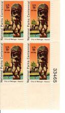 Vintage National Parks Centennial 11 Cent  Stamp plate block