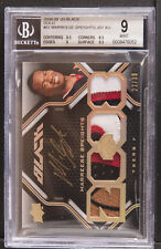 2008-09 UD Black Gold marreese Speights Jersey Auto bgs 9 rookie 22/30 patch