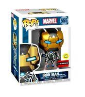 Funko Pop Marvel Iron Man AAA Anime Exclusive GITD Vinyl Figurine Collectible