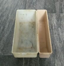 2 Einsätze WILLIAMS Flipper Kasse Kassenbehälter Kassenbox Pinball Coin Cash Box