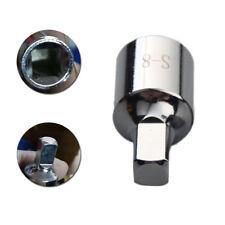 8mm Square Oil Sump Drain Plug Key 3/8 Drive Remover For Renault Citroen Peugeot