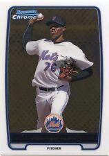 2012 Bowman Chrome Domingo Tapia Photo Variation SP New York Mets