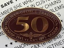 Pin (Indianapolis Motor Speedway): Hulman-George Tradition 50 Years (1945-1995)