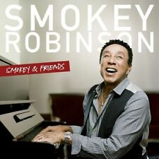 Smokey Robinson - Smokey & Friends [New & Sealed] Digipack CD