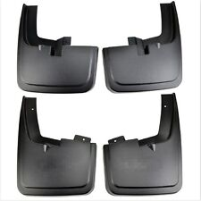 For Ford F-150 2015-2017 W Wheel Lips Mud Flaps Mud  Guards Splash Guard Molded