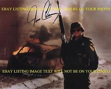 TOM CLANCY AUTOGRAPHED 8x10 RP PHOTO INCREDIBLE AUTHOR