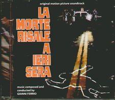 """MINA""""LA MORTE RISALE A IERI SERA"""" CD SIGILLATO RARO PRIMA EDIZIONE GIANNI FERRIO"""