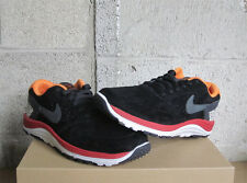 Nike SB Lunar Rod Primitive Safari Black Red Orange DS Sz 7 new 537693-008