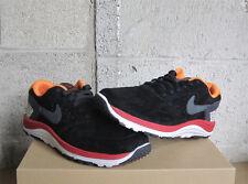 Nike SB Lunar Rod Primitive Safari Black Red Orange DS Sz 7 new 537693-008