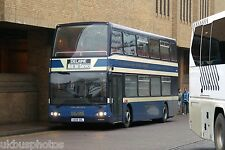 Delaine, Bourne No.AD08DBL Peterborough 2010 Bus Photo
