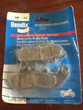 Bendix MR135 Sintered Road SUZUKI Motorcycle Rear Brake Pad
