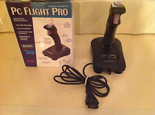 PC FLIGHT PRO PROFESSIONAL ANALOG JOYSTICK INTERACT