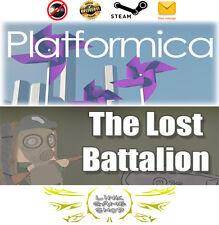The Lost Battalion: All Out Warfare + Platformica PC Digital STEAM KEY