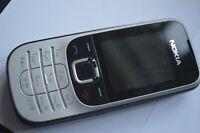 Nokia 2330 SIM Free Unlocked Senior basic button  Mobile Phone - Black
