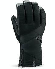 DAKINE Bronco Goretex Snow Gloves  - BLACK- Men's Small