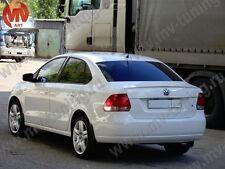Trunk (lip) Spoiler for VW VW Polo Sedan 2010, 2011, 2012, 2013, 2014, 2015-2017